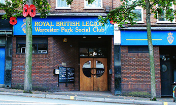 Denzeity will be playing at Royal British Legion